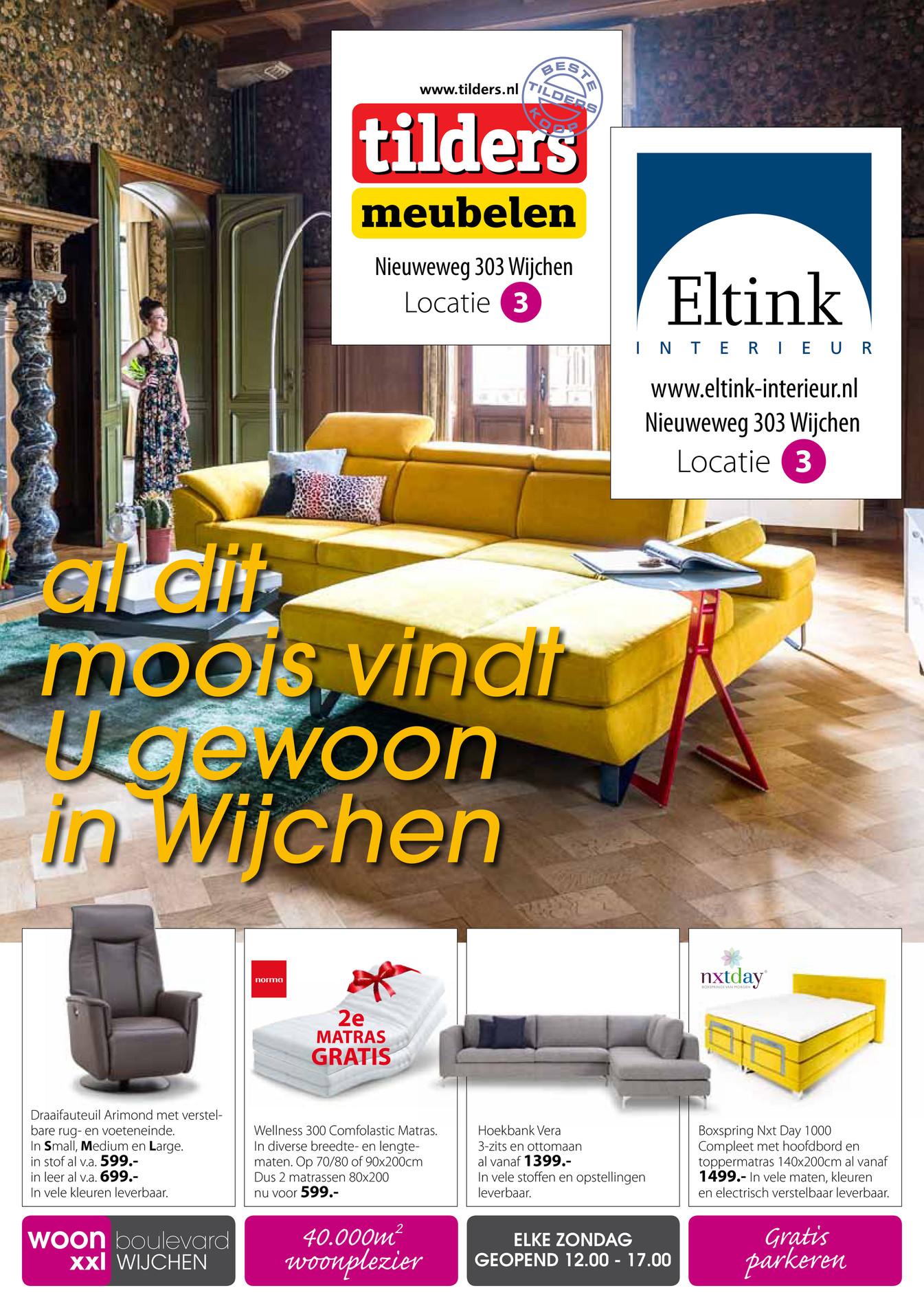 Woonboulevard Wijchen - Eltink Tilders Folder - Pagina 1 - Created ...