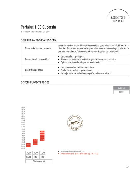50f0b68a7e Rodenstock España - Lenses Product Portfolio - Página 128-129 - Created  with Publitas.com
