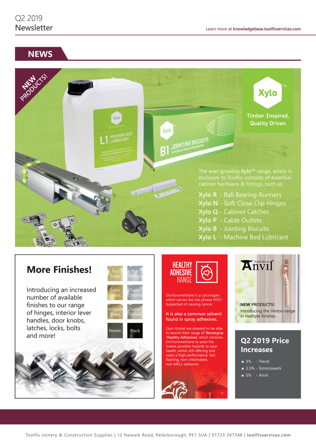 Toolfix Toolfix Newsletter Q2 2019 Page 2 3 Created