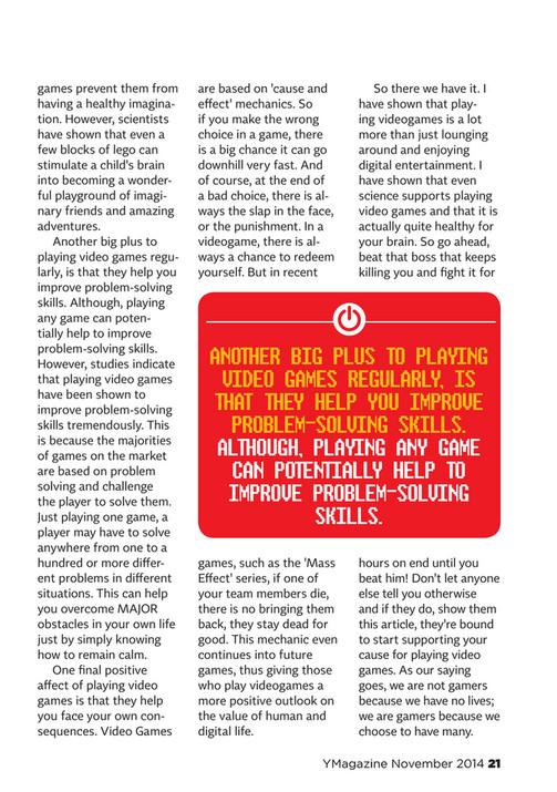 Laverton YF Point Blank Youth Magazine - PBYM Volume one