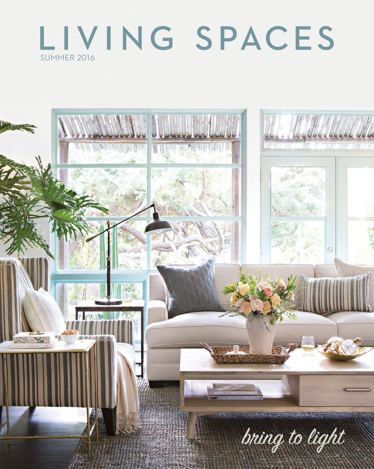 Living Spaces - Product Catalog - Summer 2016 - Page 8-9