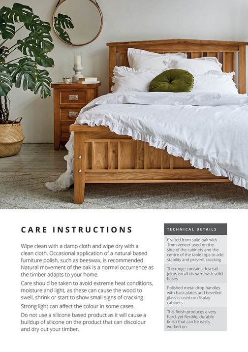 Early Settler OAK HILL RANGE BOOKLET Page Created With - Settler bedroom furniture
