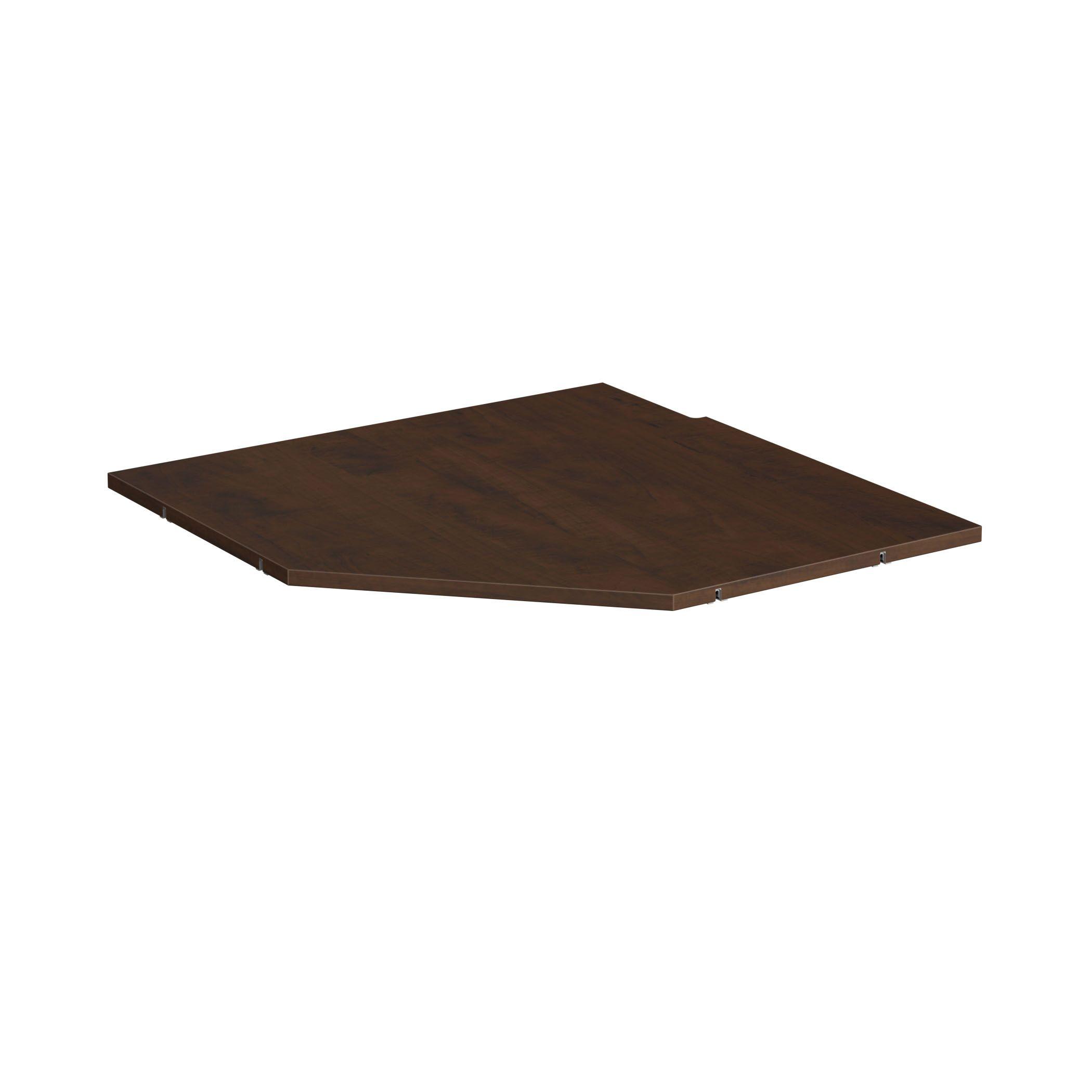 Closetmaid Corner Shelf Kit