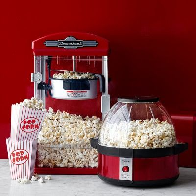 Williams Sonoma Holiday 3 2017 Catalog Throwback Movie Theater Popcorn Maker
